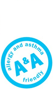 Allergy and asthma friendly