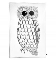 Wicked owl duvet cover