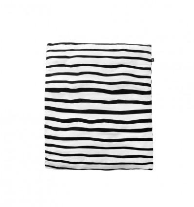 Zebra baby duvet cover