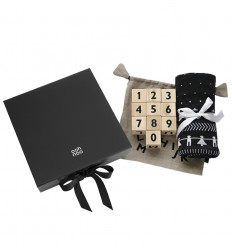 Cosy Alphabet Gift Set