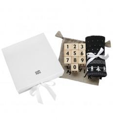 Cosy Alphabet Gift Set