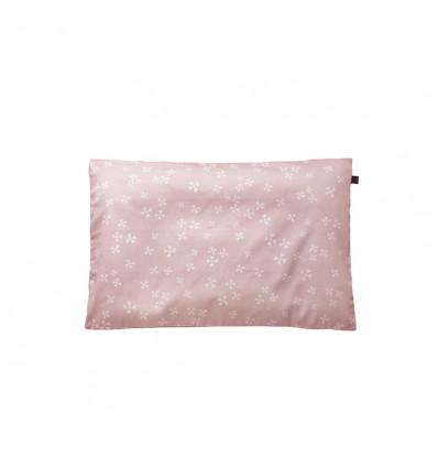 Blushing blossoms toddler pillowcase