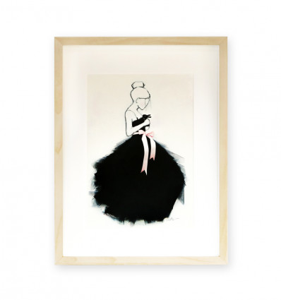 Poster Le Petit Lapin