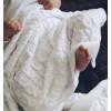 Sleepy Cloud Baby Blanket
