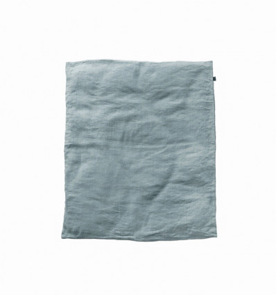 Slate Blue Baby Duvet Cover