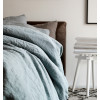 Slate Blue Duvet Cover