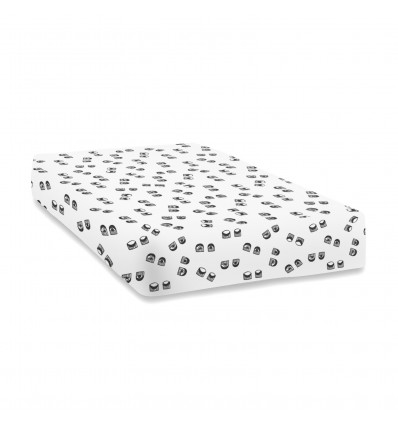 Look at me Fitted Sheet - toddler
