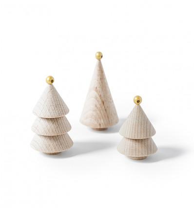 Ooh Noo Ornaments - Trees