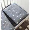 Marshmallows toddler pillowcase