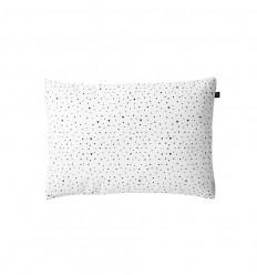 Tiny triangle toddler pillowcase
