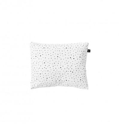 Tiny triangle baby pillowcase