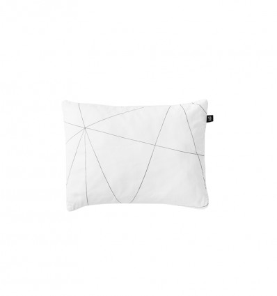 Geometric web baby pillowcase