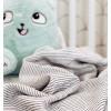 Morning Mist Toddler Duvet Cover