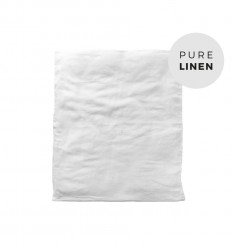 Pure White Baby Duvet Cover