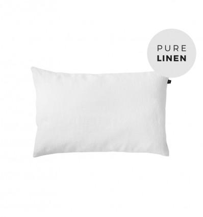 Pure white toddler pillowcase