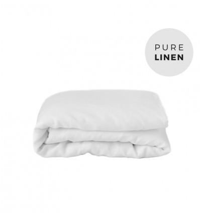 Pure White Toddler Duvet Cover