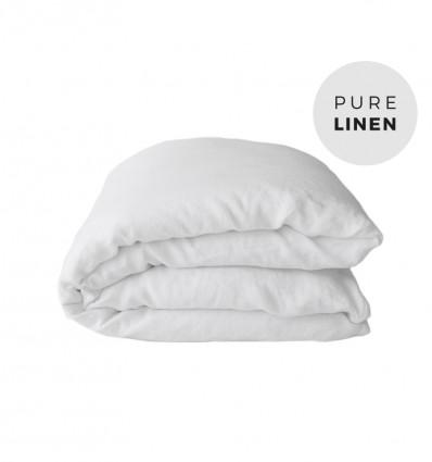 Pure White Double Duvet Cover