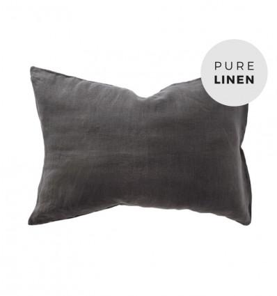 Countess grey pillowcase