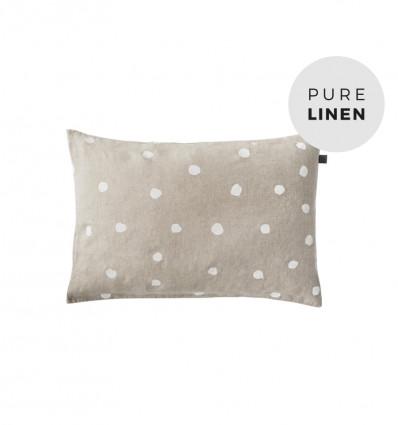 Buttons toddler pillowcase