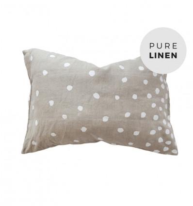 Buttons pillowcase