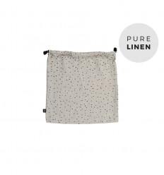 Linen Bread bag - Square