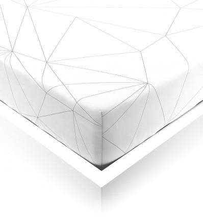 Geometric web Fitted Sheet