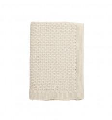 Bubbles Baby Blanket - Cream