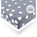 MARSHMALLOWS Baby Fitted Sheet