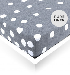 MARSHMALLOWS Toddler Fitted Sheet