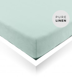 COOL MINT Baby Fitted Sheet