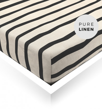 CROSSING Baby Fitted Sheet