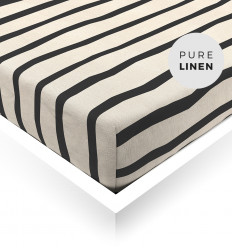 CROSSING Toddler Fitted Sheet
