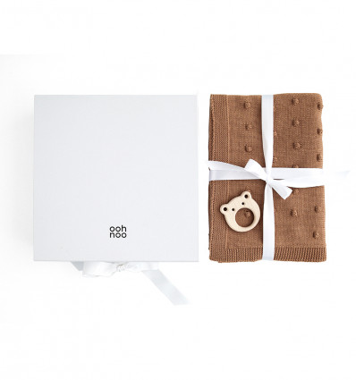 FRISKY CARAMEL gift set - white box
