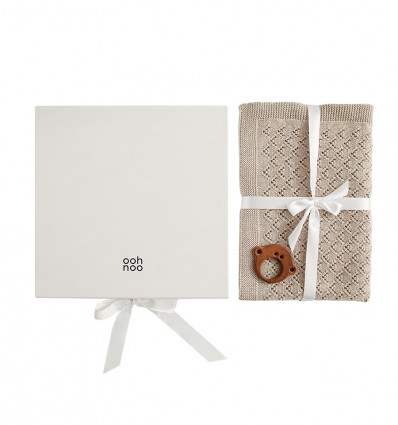 MONKEY HEART gift set - white box