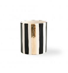 Ceramic Mug Gold Zebra
