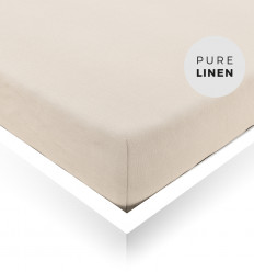 White Sand Fitted Sheet