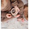 WOODEN TEETHER – FRISKY FROG