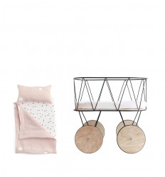 Dolly Cot bedding