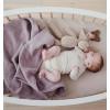 Royal Rose baby duvet cover
