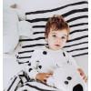 Zebra toddler pillowcase