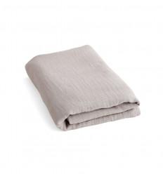 BABY MUSLIN BLANKET - stone grey