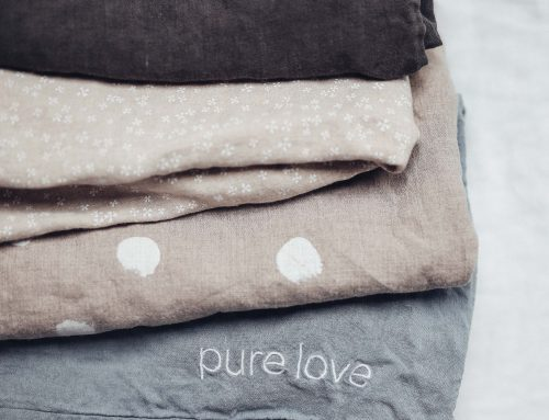 NOTHING SAYS LOVE LIKE LINEN