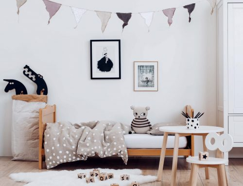 ENVIRONMENT THAT MEETS A TODDLER'S NEEDS